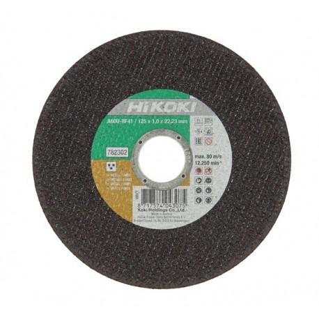 Disque de coupe pour inox/métal ˜125 x 1 mm