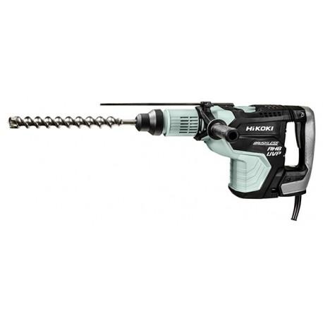 HIKOKI Perfo-burineur 1500W - 45mm - SDS MAX - 12,2 J - 9 kg - brushless