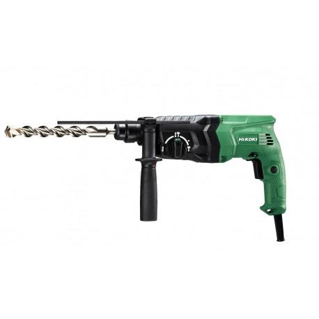 HIKOKI Perforateur 730W - 24mm - emm. SDS + 2,7 J - 3 modes