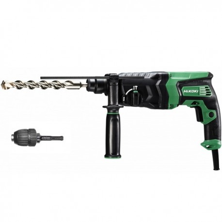 HIKOKI Perforateur DH26PB2WSZ 2 modes SDS+ 2kg  830W  2,9J - coffret
