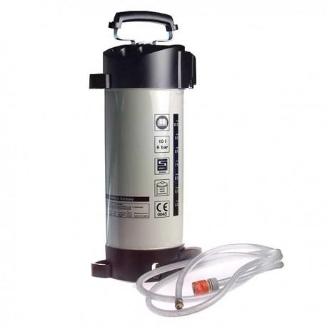 Réservoir d'eau sous pression pour caroteuses et découpeuses