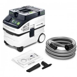 FESTOOL Aspirateur CLEANTEC CT15 E 1200W 15L - 574827