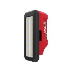 Milwaukee Projecteur de chantier orientable 12V 700 lumens M12 PAL-0 - 4933478226