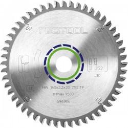 FESTOOL Lame de scie circulaire Ø160mm - 496306
