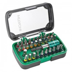 HITACHI Coffret de 32 embouts de vissage 25mm - 750363