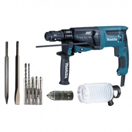 MAKITA Perforateur burineur 780W Sds-plus - HR2470TX1