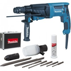 MAKITA Perforateur burineur 780W Sds-plus - HR2470TX1