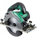 HIKOKI Scie circulaire Ø165mm (cap.66mm)  1050W Brushless - frein moteur