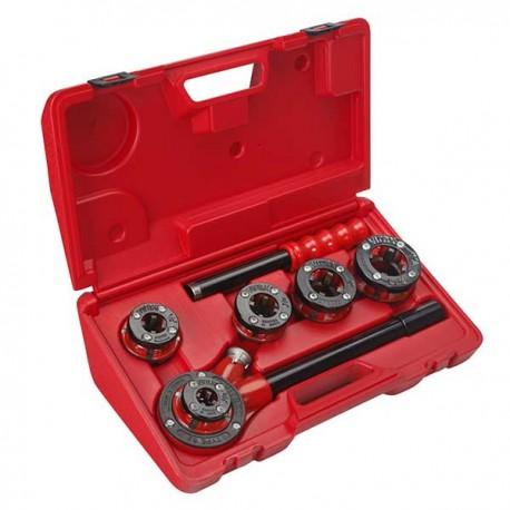 VIRAX Coffret 6 pièces filière manuelle BSPT droite - 136301