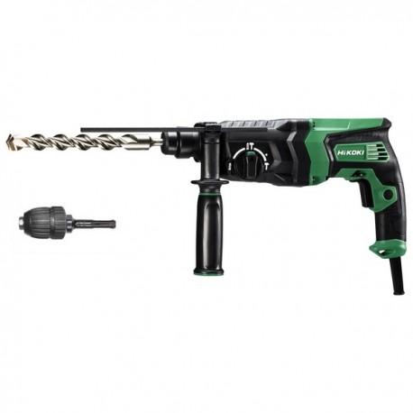 HIKOKI Perforateur DH26PC2WSZ 3 modes SDS+ 2kg  830W  2,9J - coffret