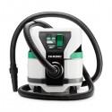 HIKOKI Aspirateur Multivolt Bluetooth 36-18V Liion Brushless poussière 8L- 3,5m3-min  - classe L - SOLO.- carton