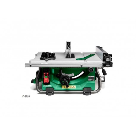 Scie sur table sans fil 36V Brushless - 255 mm - C3610DRJW4Z sans batterie ni chargeur