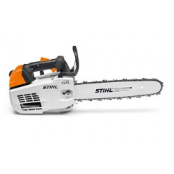 Tronçonneuses d'élagage STIHL MS 201 TC-M / Guide Rollo E Light 35 cm (3/8P PM3)