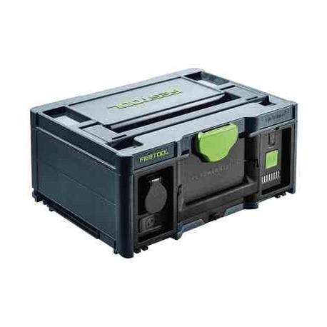 Station d'énergie mobile SYS-PowerStation SYS-PST 1500 Li HP | 205721 - Festool