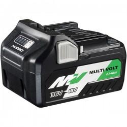 HIKOKI - HITACHI Batterie Multivolt 18V 5.0Ah/36V 2.5Ah BSL36A18 - 371750