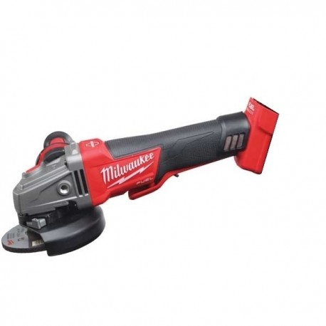 MILWAUKEE Meuleuse 125mm 18V Fuel - M18 CAG125XPDB-0X (solo) - 4933451427