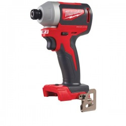 MILWAUKEE Visseuse à choc 180 Nm Brushless 18V - M18 BLID2-0X - 4933464519