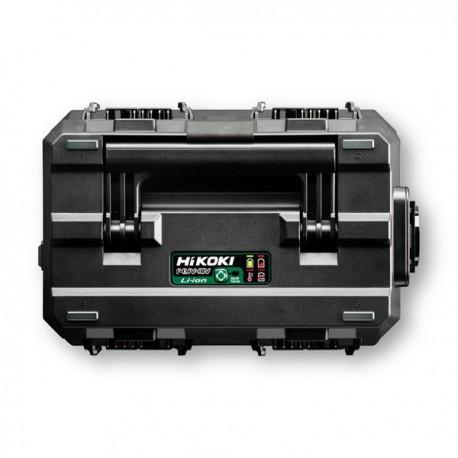 HIKOKI Chargeur 4 batteries 14.4V/18V/Multivolt - UC18YTSLW0Z