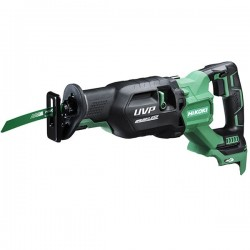 HIKOKI Scie sabre MultiVolt 130mm 36-18V Li-Ion Brushless - orbitale - UVP- no batt-charg. - carton