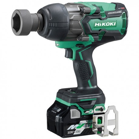 "HIKOKI Boulonneuse à choc WR36DAWRZ MultiVolt 36-18V Brushless 1100Nm carré 3-4"" IP56 HitCase"