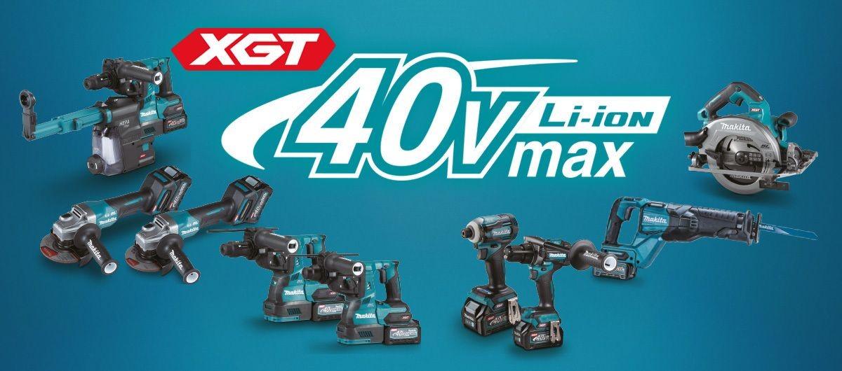 MAKITA XTG 40V